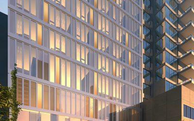Embassy Suites New York Renderings