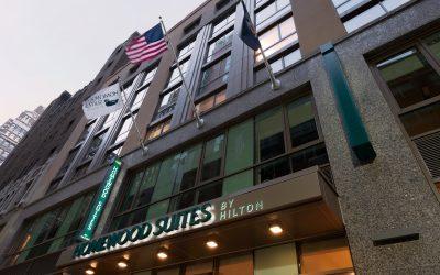 Hilton Homewood Suites Midtown Manhatten