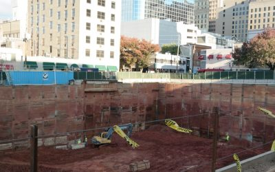 BPG The Bottoming out of The Residences at Mid-town Park