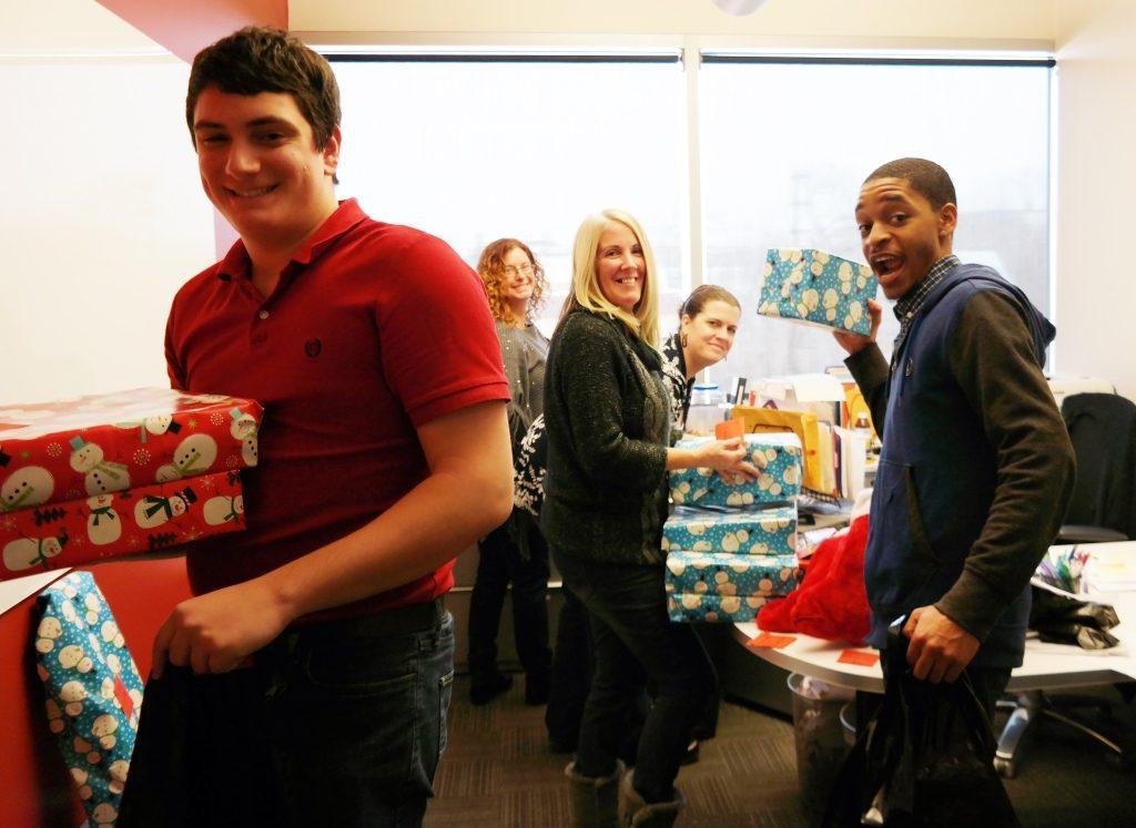 The Buccini/Pollin Group The Season of Giving Wilmington DE