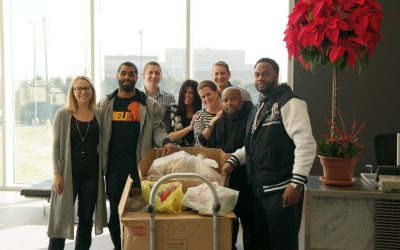 The Season of Giving The Buccini/Pollin Group
