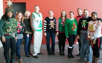 The BPG Experience Holiday Lunch 2016