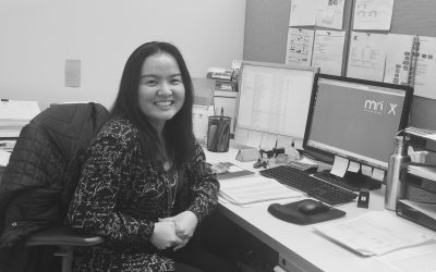 Michelle Lee Associate of the month