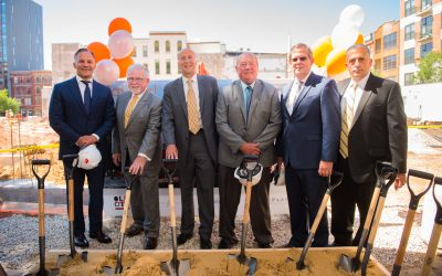 The National Groundbreaking Old City Philadelphia