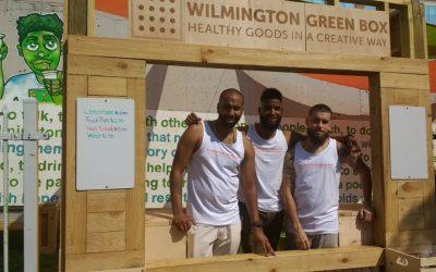 Wilmington Green Box