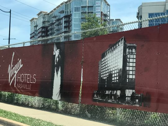 Virgin Hotel Nashville