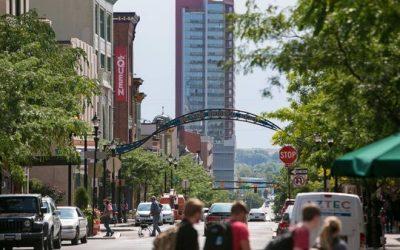 Downtown Wilmington DE