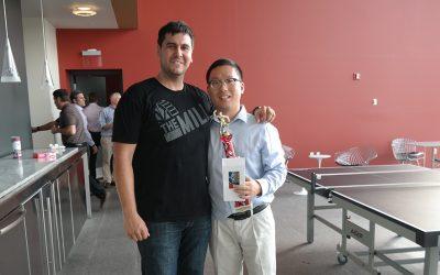 BPG associates ping pong tournament