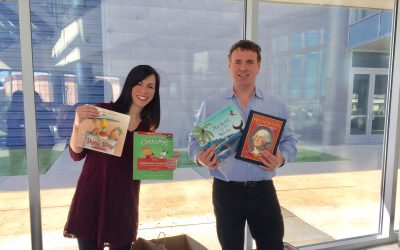 Book drive for Reed's Refuge