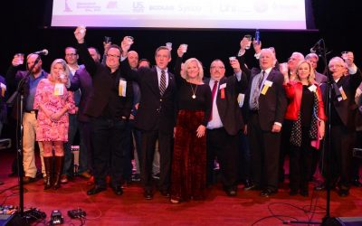 DRA Cornerstone awards