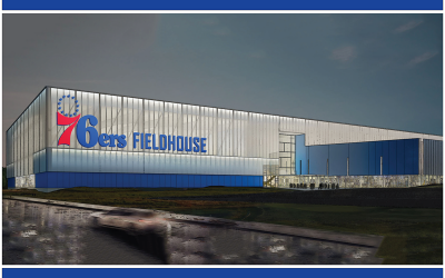 76ers fieldhouse Buccini Pollin Group