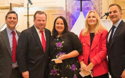 monica rizzo awarded the 2017 neil goldberg award