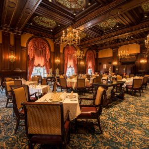 HOTEL DUPONT DE Green Room