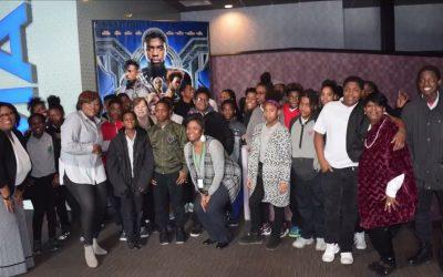 Marvel's Black Panther at Penn Cinema on the Riverfront