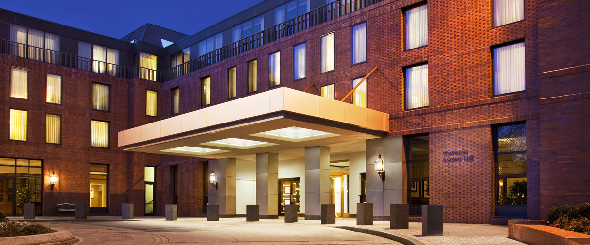 Sheraton Society Hill Hotel Philadelphia Buccini Pollin Group