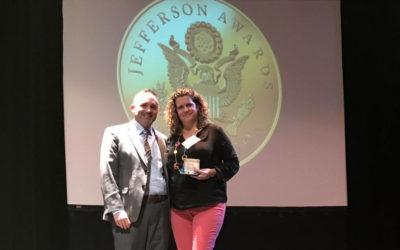 Jefferson Awards Emmas Art Kits The Buccini/Pollin Group