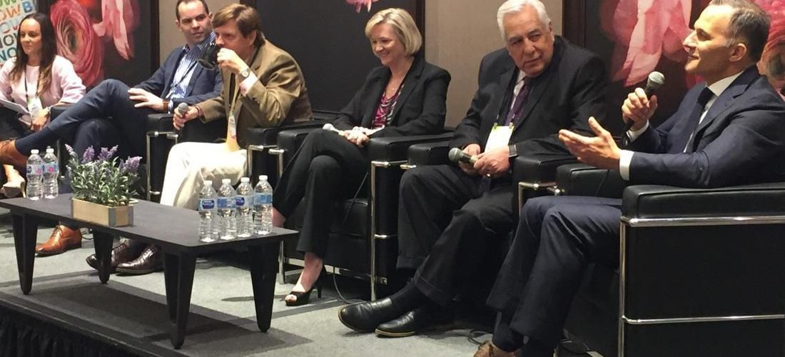 Co-founder Rob Buccini joins Bisnow Philly Panel
