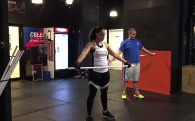 Clare Catka CoreTen Fitness Wilmington Delaware