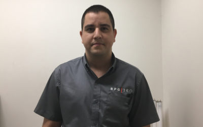 The BPG Experience Fredy Ramirez Associate of the Month