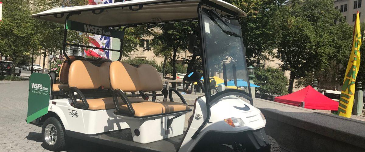 WilminGO Golf Cart Taxi Service Wilmington DE