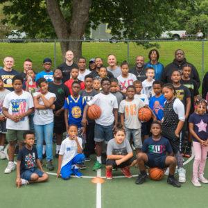 BPG|SPORTS 76ers Fielhouse Free Clinic Wilmington de