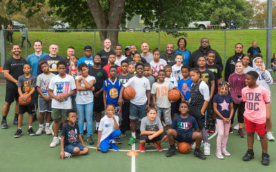 BPG|SPORTS 76ers Fielhouse Free Clinic Wilmington de