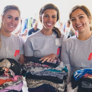BPG Associates Participate in Day of Service at Ministry of Caring Distribution Center