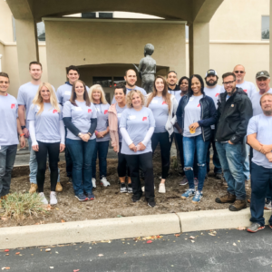 BPG Associates Participate in Day of Service at Ronald McDonald House