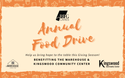 BPG Annual Food Drive 2020