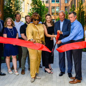 City of Wilmington Officials Cut Ribbon at The Cooper Grand Opening