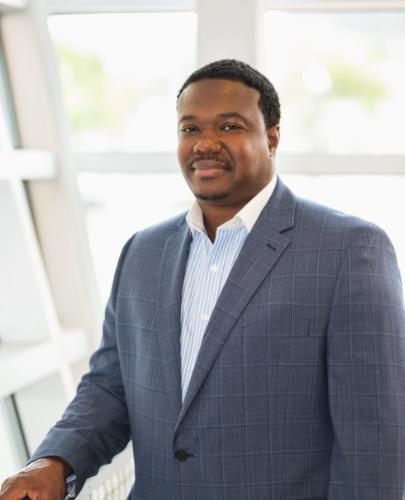 Bomani Howze, VP of Development Pittsburgh, The Buccini/Pollin Group